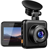 $42 » APEMAN Mini Dash Cam 1080P Full HD Dash Camera for Cars Recorder Super Night Vision,…