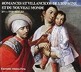 Romances Y Villancicos De Espana