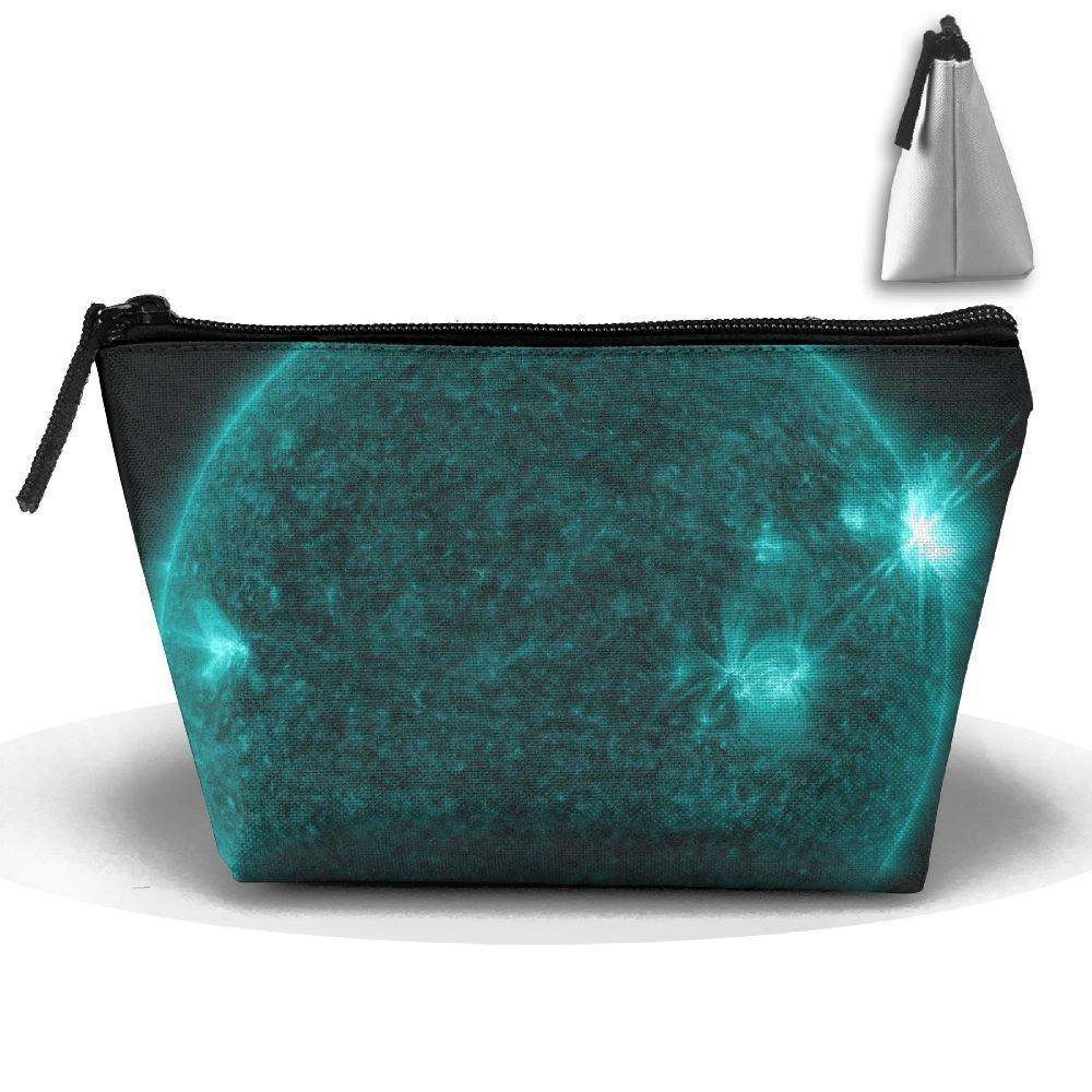 Solar Flare Fashion Travel Bag Trapezoid