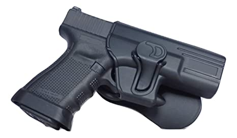 Tactical Scorpion for Taurus PT100 PT92 Modular Level II Retention Paddle  Holster