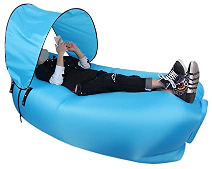 Amazon.com : Anermy Inflatable Lounger Inflatable Couch ...