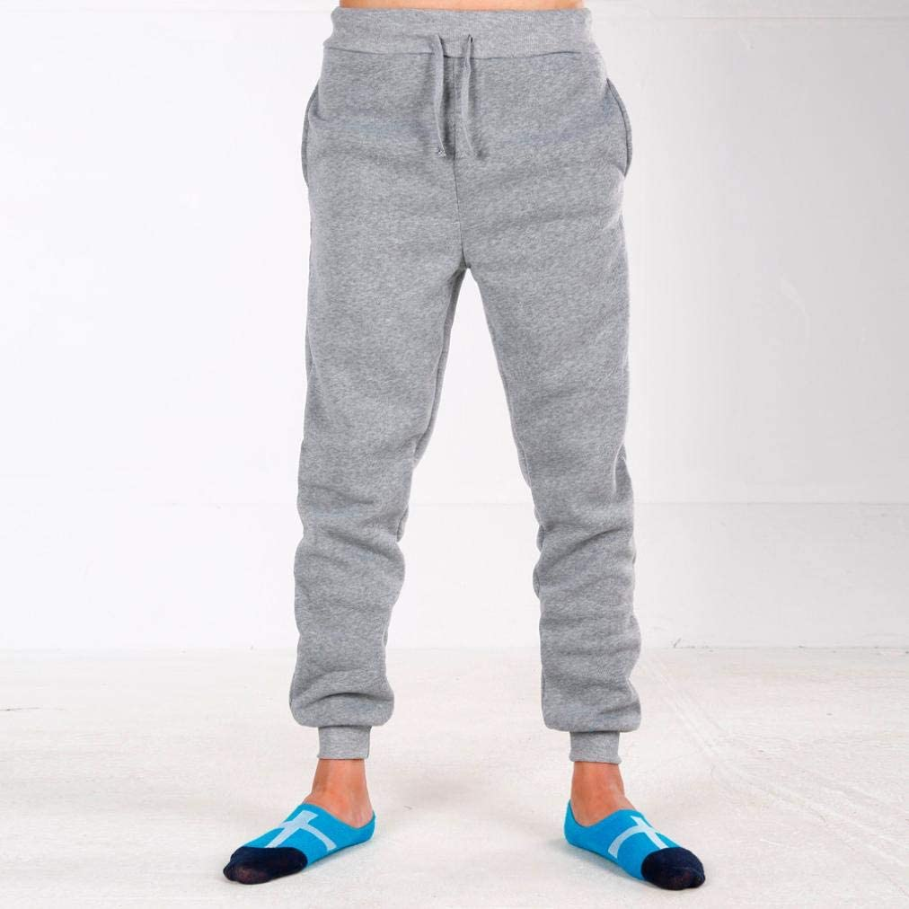 Ximandi Gyms Male Casual Sweatpants Joggers Sporting Clothing Bodybuilding Pants