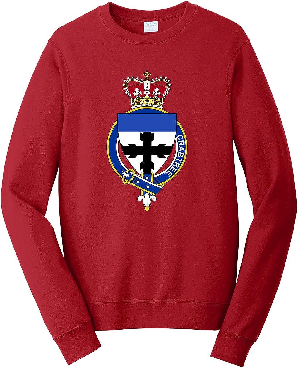 Tenacitee Unisex English Garter Family Crabtree Sweatshirt