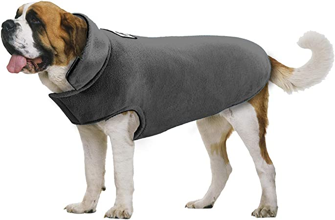 Jack Pyke Green Fleece Dog Coats In Size Small To 2XL