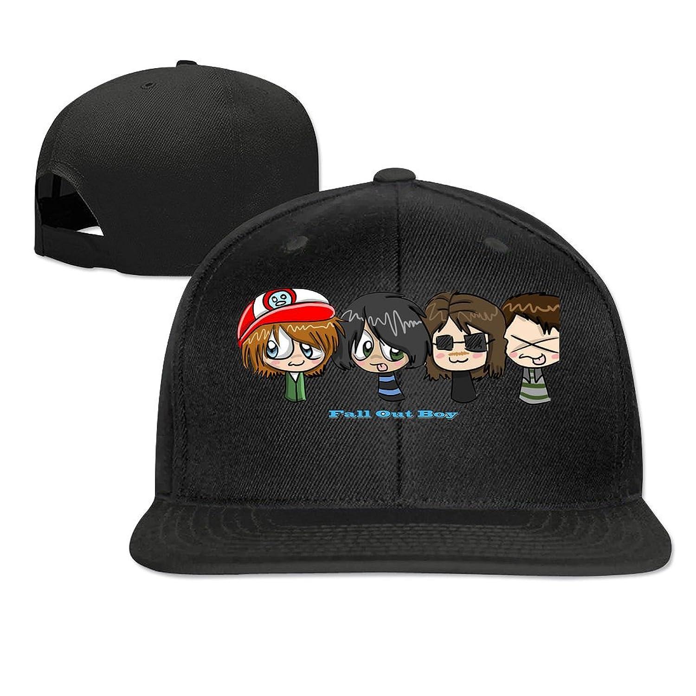 AAO FASHION Fall out boy popular shirt Opeeda Adjustable Hip Hop Hats Caps For Men/Women