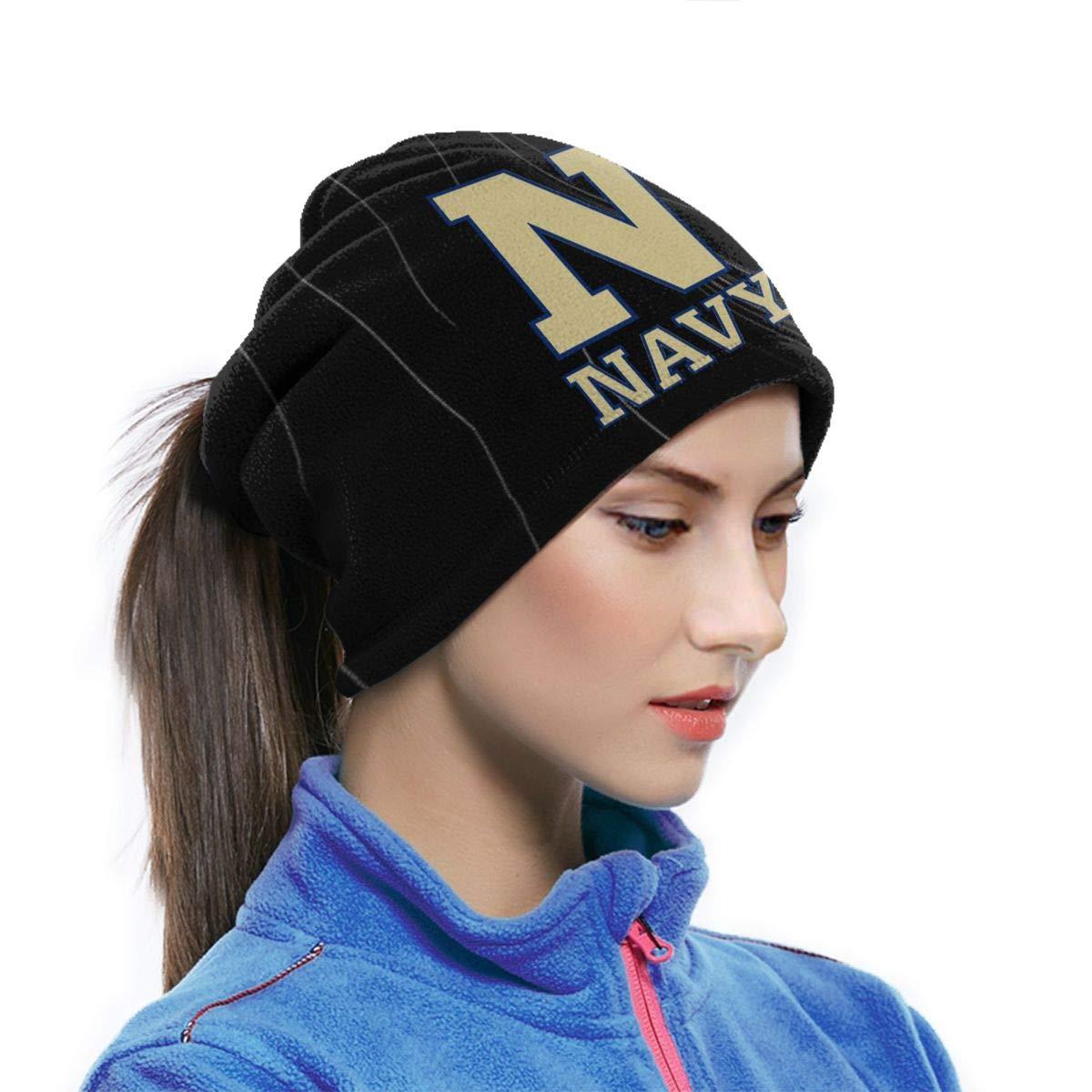 AGGFYEAH Fleece Neck Gaiter Neck Warmer Face Mask Winter Outdoor US Navy Naval Academy