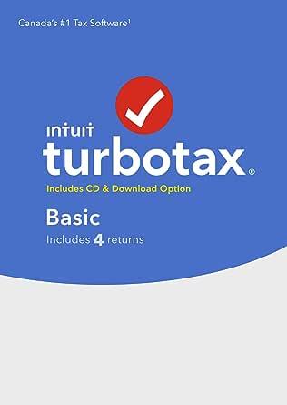 TurboTax Basic 2020, 4 Returns