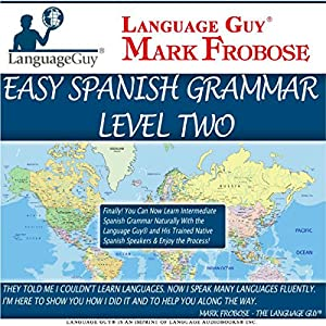 Easy Spanish Grammar 2 Audiobook