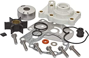 SEI MARINE PRODUCTS- Compatible with Evinrude Johnson Water Pump Kit 0393630 20 25 35 HP 2 Stroke 1980-2005. Please see description for specific models.