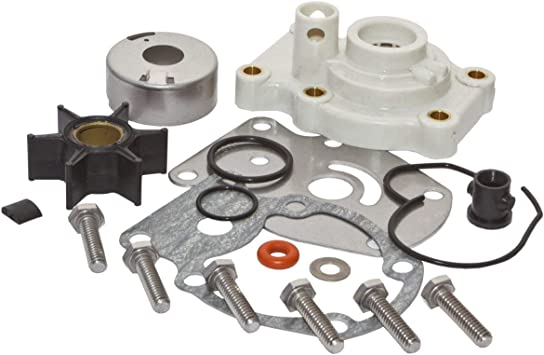 Please see description for specific models. Evinrude Johnson Water Pump Kit 0393630 20 25 35 HP 2 Stroke 1980-2005 SEI MARINE PRODUCTS
