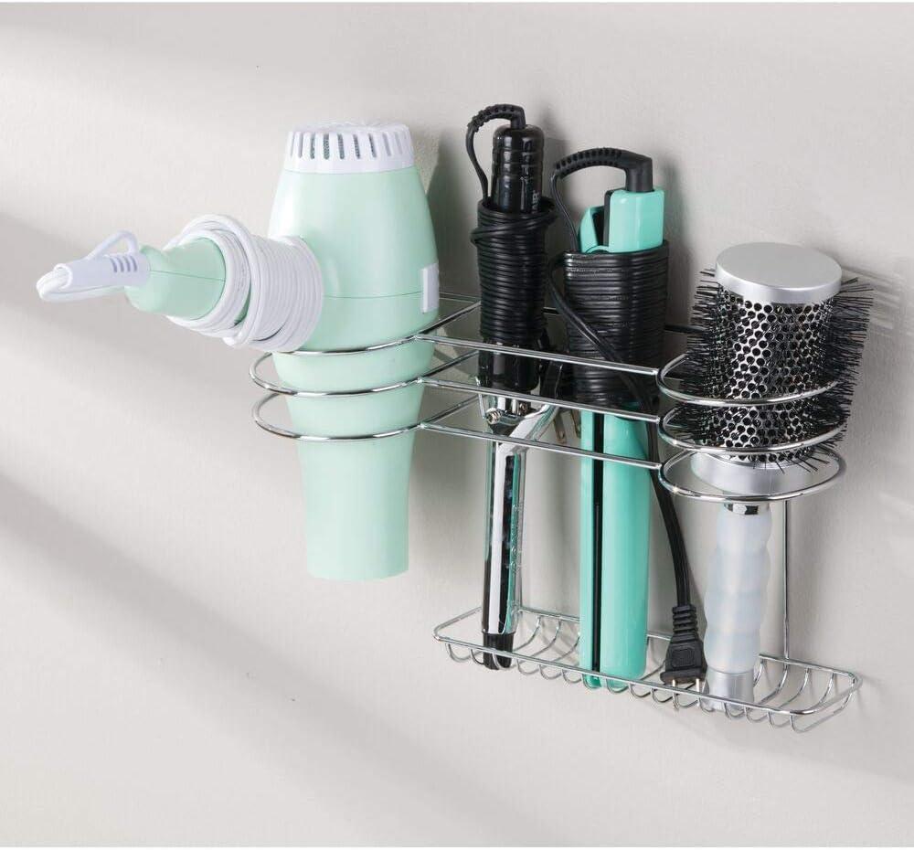 soportes para secadores de pelo