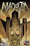 INVADER ZIM #1 GHOST VARIANT Special limited edition