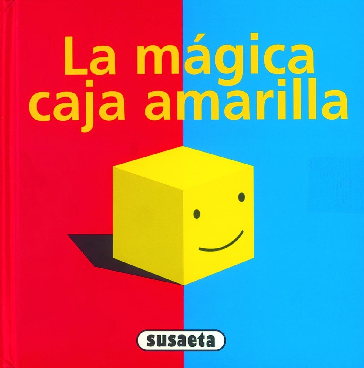 La mágica caja amarilla (La magica caja amarilla): Amazon.es ...