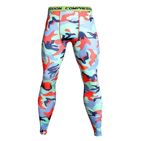 YanHoo Pantalones de Jogging Camuflaje Militar Los Pantalones Casuales para Hombre de los Pantalones Son Pantalones Respirables Deportes: Amazon.es: Ropa y ...
