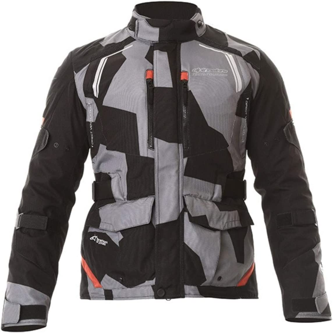 Alpinestars Andes v2 Drystar all weather waterproof Motorbike Jacket