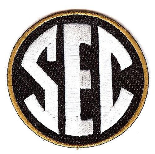 Vanderbilt Commodores SEC Conference Team Jersey Uniform Patch