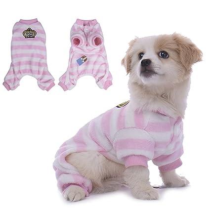 WIDEN - Pijama para perro o gato - Simpático pijama para tu ...