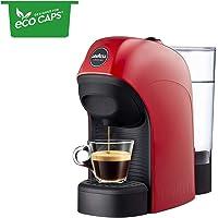 Lavazza A Modo Mio Tiny Espresso Coffee Machine, red
