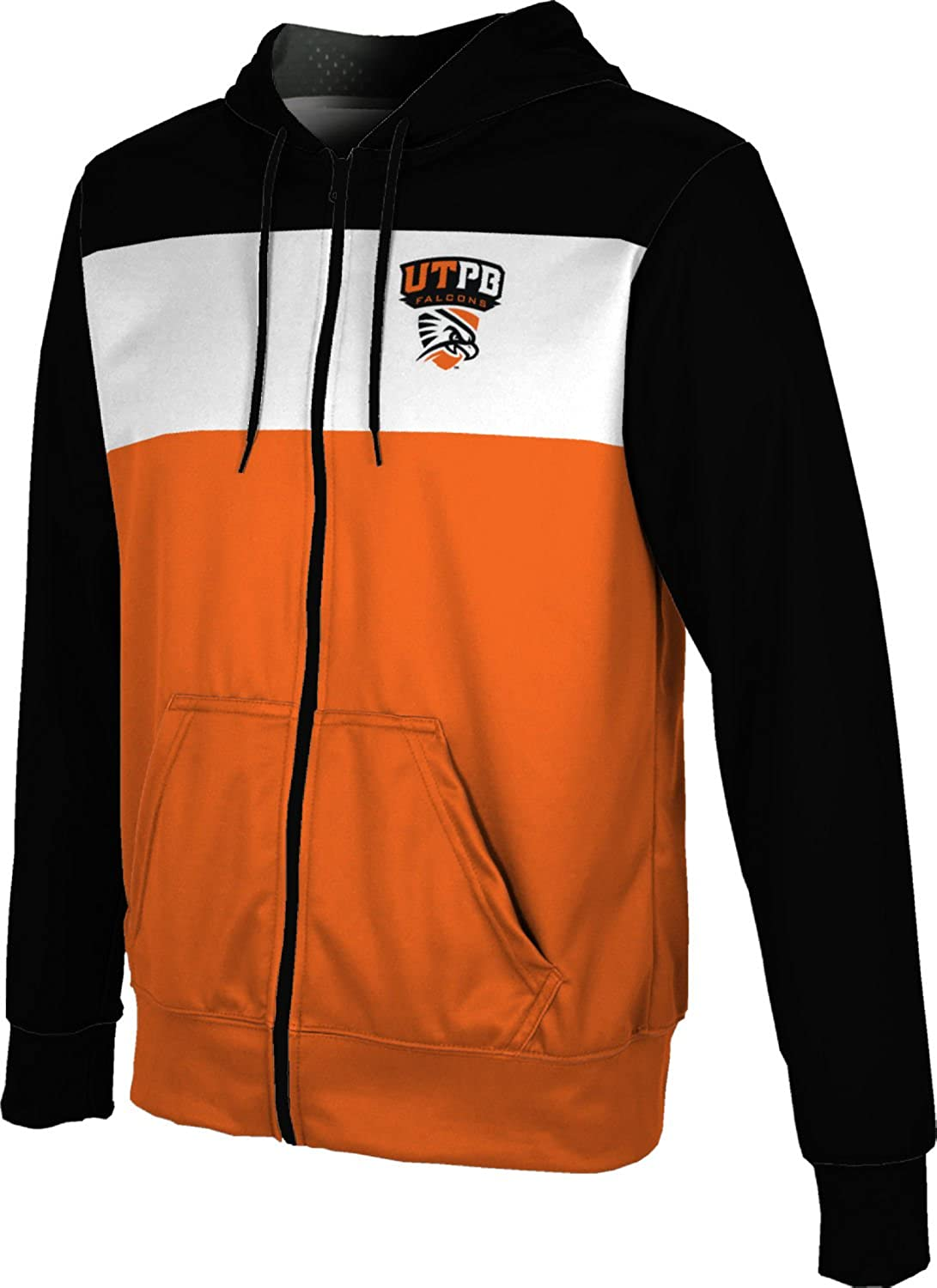 Prime The University of Texas of The Permian Basin Boys Full Zip Hoodie