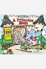 Magnetic Mixables: A Princess Mess Hardcover