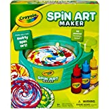 Crayola 74-7084 Spin Art Maker Kit, Multi-Colour