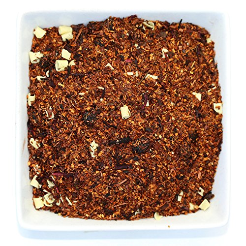 Vanilla Berry Truffle Rooibos - Red Herbal Loose Leaf Tea - Organic - Caffeine Free - Relax Tea