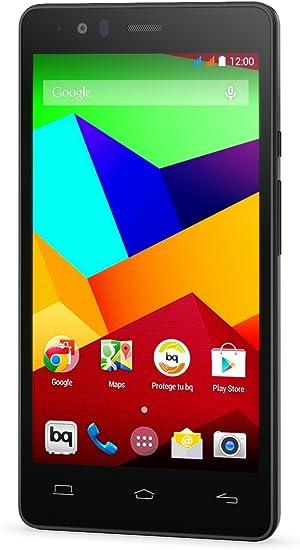 BQ Aquaris E5 LTE - Smartphone libre Android (pantalla 5 pulgadas ...