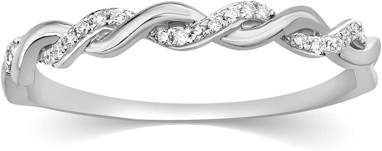 Epinki Fashion Jewellry Platinum Plated Womens Wedding Ring Petals Oil Pearl White Gold