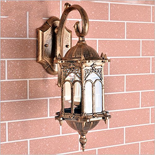 Victorian Outdoor Wall Lamps in US - 5