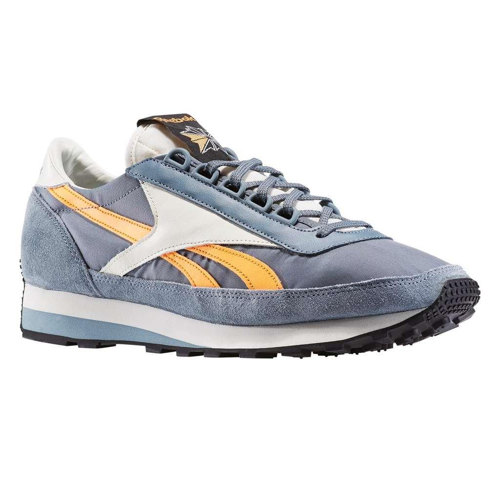 best loved fb306 da42a Chaussures Reebok - Aztec Og gris blanc orange taille  42.5  Amazon.fr   Chaussures et Sacs