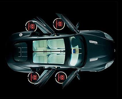 gogolighting® LED para puerta de coche proyector láser Ghost ...