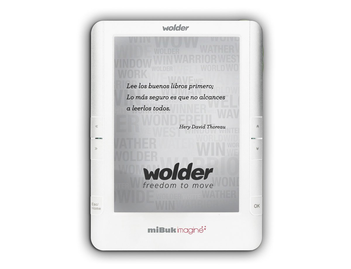 Ebook wolder