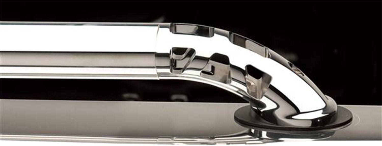 Putco 88895 Black Powder Coated Locker Side Rails for Silverado//Sierra