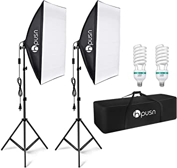 Professional Studio Photography Equipment