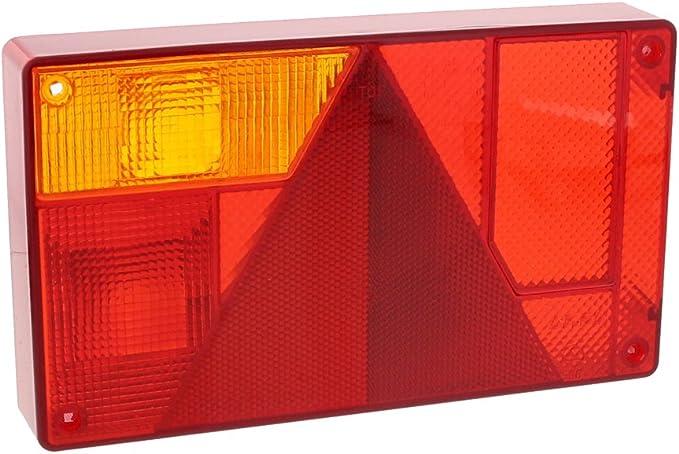 The Drive 16253 Lichtscheibe Passend Für Aspöck Multipoint 1 Lichtscheibe Links Auto