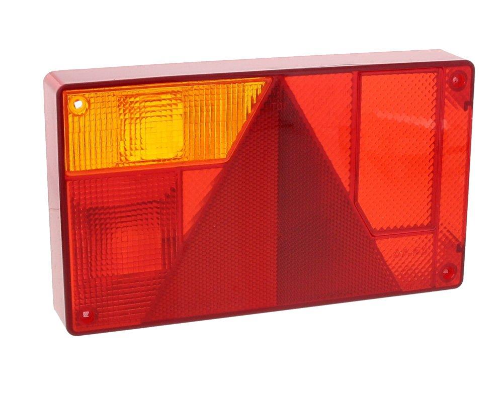 Lichtscheibe passend fü r Aspö ck Multipoint 1 (Lichtscheibe Rechts) The Drive 16252-16254