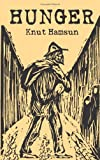 Front cover for the book Hunger by Knut Hamsun