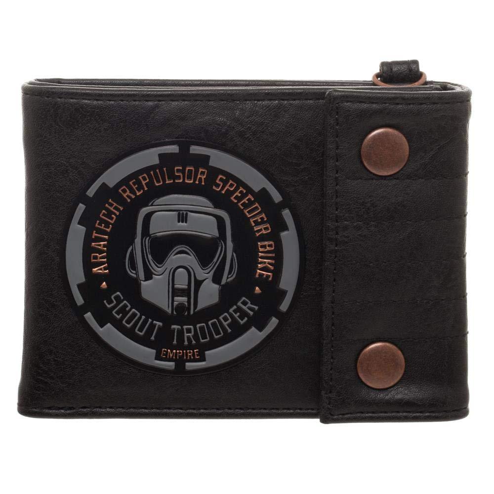 Star Wars Heroes /& Villains Scout Trooper Bi-Fold Wallet