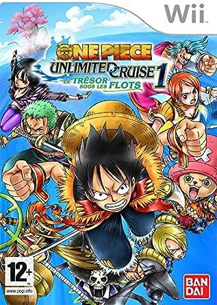 One Piece Unlimited Cruise 1 [Importación francesa]: Amazon.es: Videojuegos