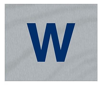 MLB Chicago Cubs Super Plush Throw Blanket Schlafausrüstung Decken & Inletts D132