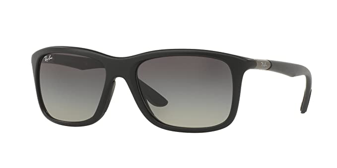Mens RB8352 Sunglasses, Negro, 57 Ray-Ban