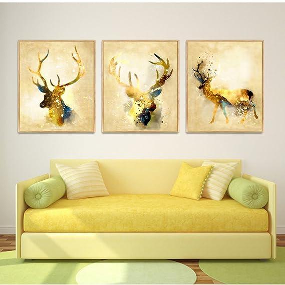 Exelent Antler Wall Art Images - Wall Art Design - leftofcentrist.com