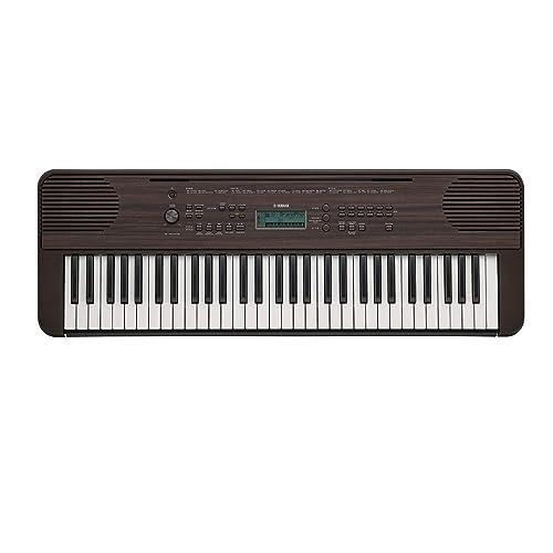 YAMAHA ポータブルキーボード 61鍵盤 PSR-E360