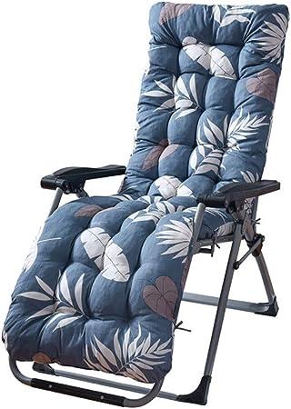 Skyout Cojines para Silla de salón, Cojín colchón Colchoneta para Tumbona de jardín Portable Acolchado en Patio reclinable alisador, para Bench/Recliner/Butaca (170 * 53 * 8cm): Amazon.es: Hogar
