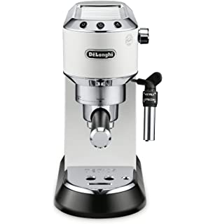 DeLonghi America, Inc EC685W Dedica Deluxe espresso, White