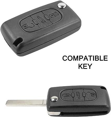 Delaman Navigationstaste Joystick Control Center Button Cover MMI Knauf Reparatur Set 2 Dichtring Audi A4 A5 A6 Q5 Q7 S5 S6 Lack schwarz