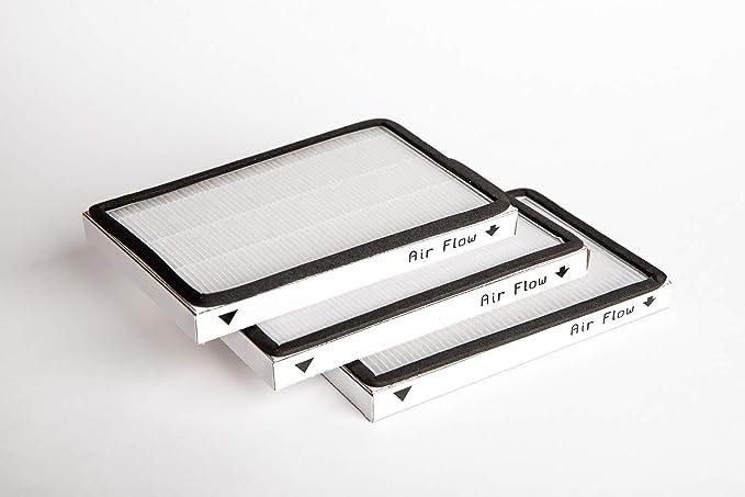 Amazon.com: 3 Pack. 86889 Kenmore EF-1 Hepa aspiradora de ...