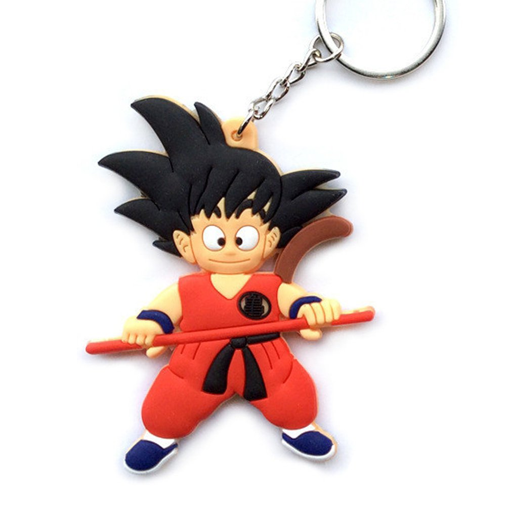 Goku - Dragon Ball: Llavero Silicona: Amazon.es: Juguetes y ...