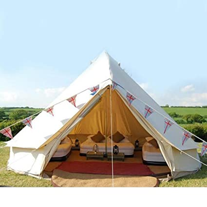 Himalaya Bell Tent Stand Canvas Mongolian Yurts Outdoor Hotel Indian Luxury 8 12 Person