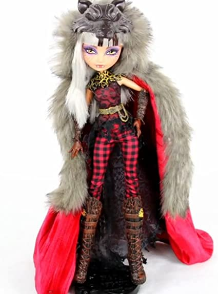 SDCC 2016 EXCLUSIVE MATTEL EVER AFTER HIGH PUPPET CEDAR WOOD DOLL SOLD OUT FAST